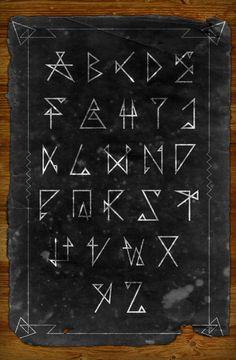galleries, letter, triangles, behance, art, spiritum typographi, christoph barneau, typography, design