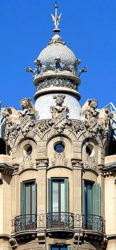 Casa Victorià de la Riva, Barcelona
