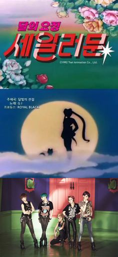 """GI (Global Icon)'s pre-debut song """"Moonlight Legend"""" for 'Sailor Moon' OST receives attention"""
