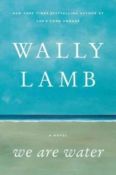 We are water : a novel by Wally Lamb.  Click the cover image to check out or request the literary fiction kindle.