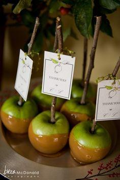 #FallWedding #WeddingTreats #AutumnWedding