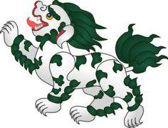 Tibetan Snow Lion. Wikipedia.