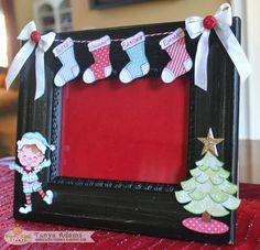 Altered frame for my grandchildren