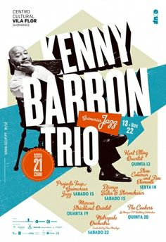 Jazz 2008 Posters on the Behance Network — Designspiration