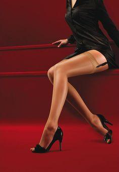 Aristoc ultra shine stockings.