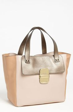 MARC JACOBS 'Khaki' Tote  Fall Bags #2dayslook #FallBags #kelly751 #ramirez701 #watsonlucy723  www.2dayslook.com