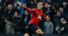 Robin van Persie and Rooney helped United triump over City