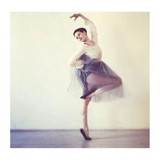 Mary Helen Bowers wearing an Alexandra Grecco tulle skirt in Dusty Blue