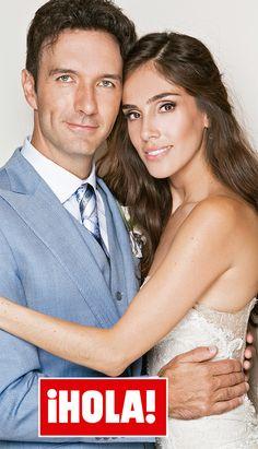 EXCLUSIVA: La romántica boda de Leo De Lozanne y Sandra Echeverría, ¡al detalle!