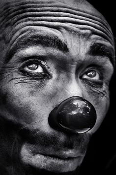 Camilo Alvarez face, camilo alvarez, art, anem photographi, beauti, circus, portrait, eyes, clowns