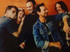 Pearl Jam   Love this new photo!