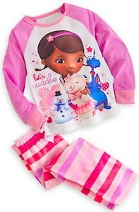 Doc McStuffins Kids Pajama