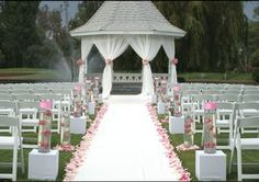 Gazebo Wedding Decorations on Pinterest