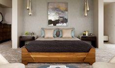 San Francisco modern master bedroom