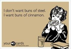 Buns of Cinnamon!