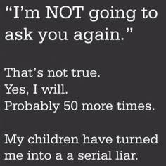 Serial liar