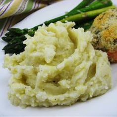 """Artichoke Mashed Potatoes 