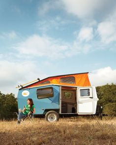 cricket trailer #trailer #camper