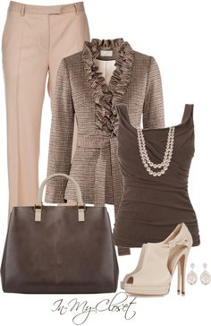 """""""Fall - #46"""" by in-my-closet on Polyvore"""