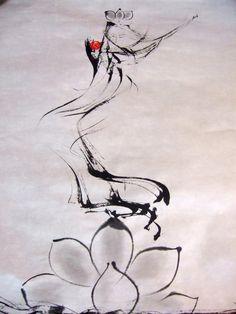 Dancing Kuan Yin (Raylene Abbott)