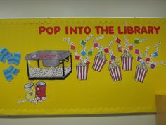Image Detail for - Posted in Library Bulletin Boards | 3 Comments »