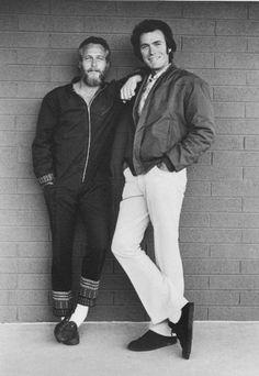 Paul Newman/Clint Eastwood