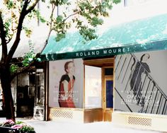 Roland Mouret store opening at 952 Madison Avenue