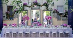 Long Wedding Table Ideas - Part 2 - Belle the Magazine . The Wedding Blog For The Sophisticated Bride