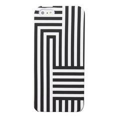 iPhone 5 Case in Signature Zig Zag - Kate Spade Saturday