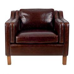 Cosmopolitan Chair - Mahogany