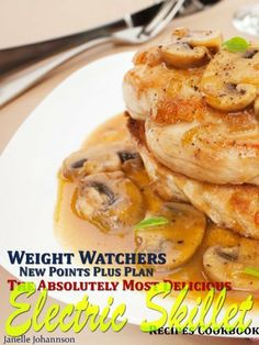 Weight Watchers New Points Plus Plan The Absolutely Most Delicious Electric Skillet Recipes Cookbook by Janelle Johannson, http://www.amazon.com/dp/B008S2ZA1G/ref=cm_sw_r_pi_dp_BTbkqb1AYSC4X