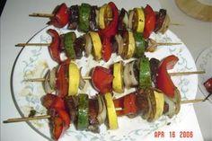 Balsamic Marinade for Grilled Vegetables
