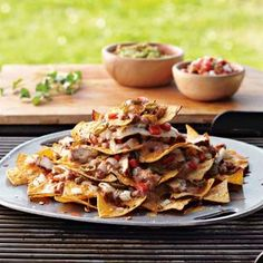 Spice up your Game Day grub with these Chipotle Spiced Nachos