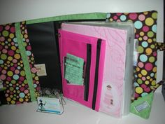 Fabulous coupon organizer - MUST make!!