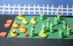 peep contest, peep show, houses, information technology, facebook peep, zombi, dioramas, daughters, marshmallows