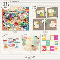 On Cloud 9 Bundle by Dani Alencar