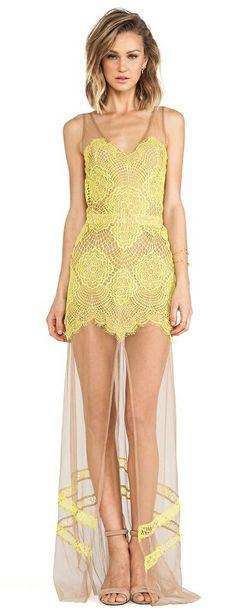 Antigua Maxi Dress