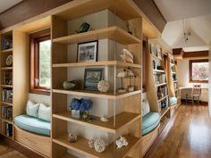 design admir, dream design, beauti builtin, wall builtin, librari, hous, drawers, parade of homes, home offices