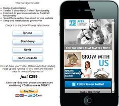 Finance agent lead generation example http://dwmc.mobi/socialmobile/finance/index.html