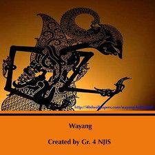 Wayang by Astrid Widyanata