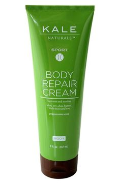 Kale Naturals 'Sport' Body Repair Cream