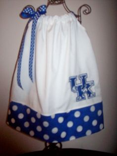 Hailey Bug needs a uk pillowcase dress! :D