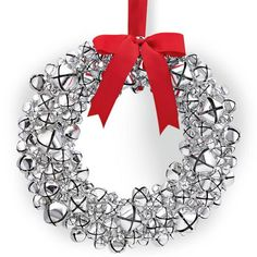 Silver Bells wreath
