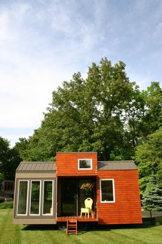Tall Mans Tiny House