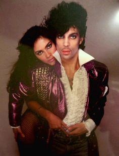 Vanity & Prince