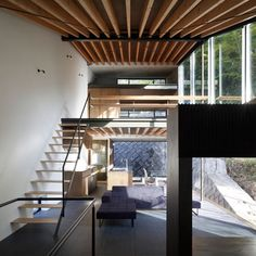 House in Kamakura by Suppose Design Office interior design, houses, office designs, offic design, design offic, architectur, offices, suppos design, small space