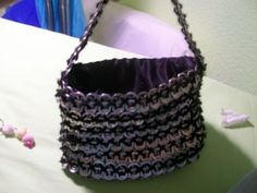 My Soda Pop Tab Purse - PURSES, BAGS, WALLETS