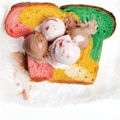 Ice Cream Loti (Singapore Ice Cream Sandwich) by saveur #Ice_Cream_Sandwich #Singapore #saveur