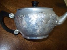 teapot.- I love this.
