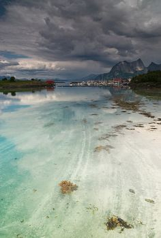 Kjerringøy, norge.... Close to the town of Bodø, where I was born.